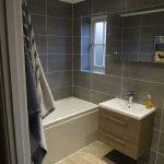 Two bathrooms renovation in Monkston Park-1