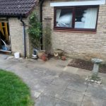 Converting double garage to a studio in Fishermead-10