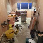 Big kitchen & utility room renovation in Furzton-2