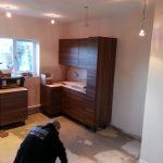 Big kitchen & utility room renovation in Furzton-8