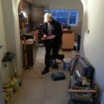 Big kitchen & utility room renovation in Furzton-11