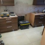 Big kitchen & utility room renovation in Furzton-14