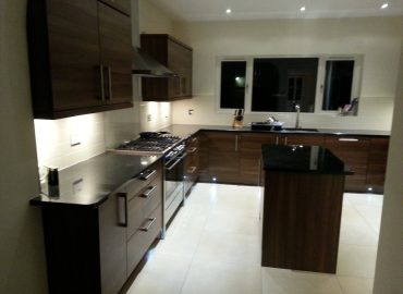 Big kitchen & utility room renovation in Furzton-21