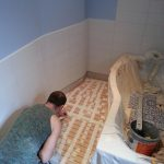 Master bathroom renovation in Wolverton-11