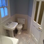 Master bathroom renovation in Wolverton-16