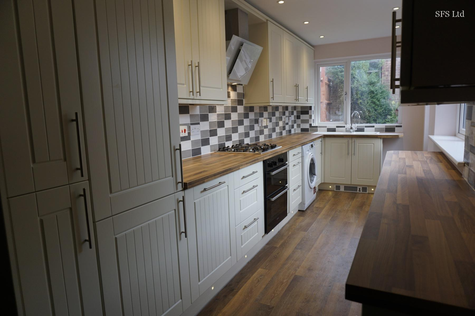 Bathroom and Kitchen renovation in Bletchley-14