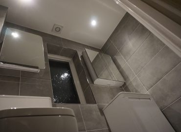 En-suite renovation in Monkston Park-8