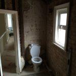 Modifying master bathroom in Wolverton-3