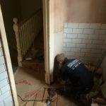 Modifying master bathroom in Wolverton-9