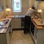 Small kitchen renovation in Walnut Tree-5