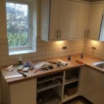 Small kitchen renovation in Walnut Tree-6