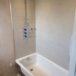 Guest bathroom renovation in Oakridge 2
