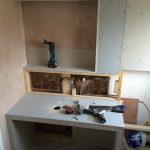 Master bathroom renovation in Oakridge