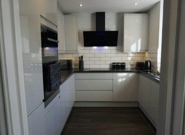 Kitchen renovation in Bletchley