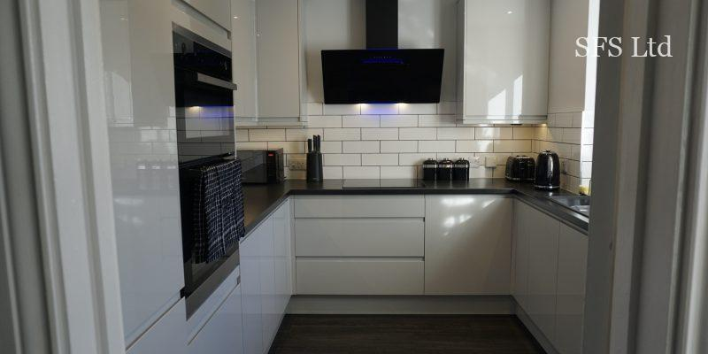 Kitchen renovation in Bletchley